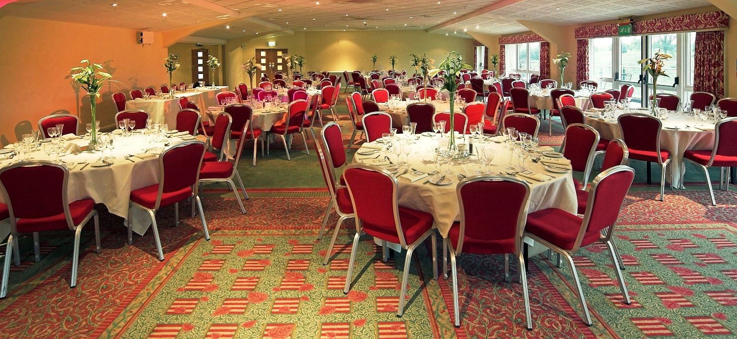 Greetham Valley Rutland Suite Banquetting