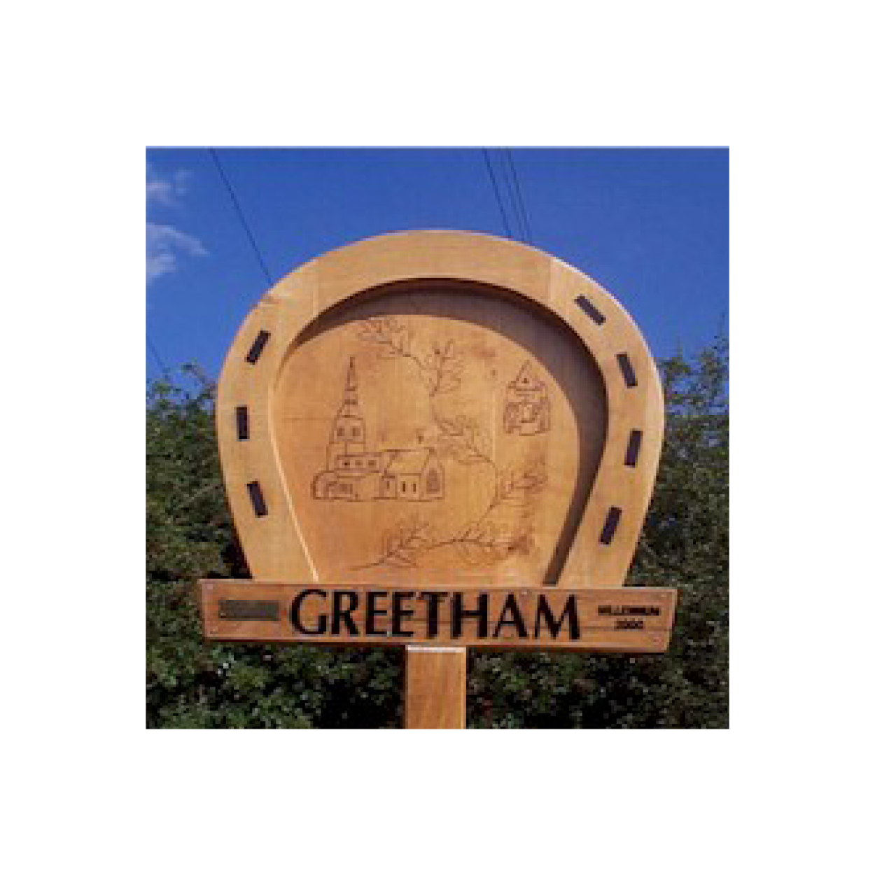 Greetham Village